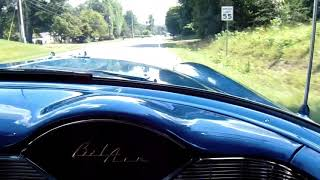 Road Ready Inspections 56 chevy test drive