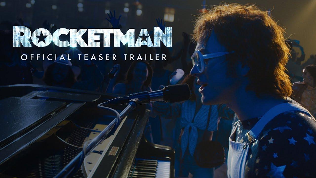 Rocketman Official Trailer Thai Sub Uip Thailand