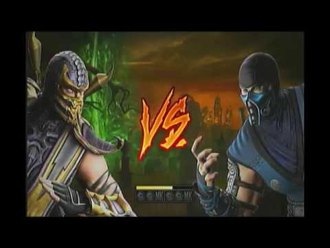 Mortal Kombat 9 - All Kombat Codes Input (Xbox 360 & PS3)