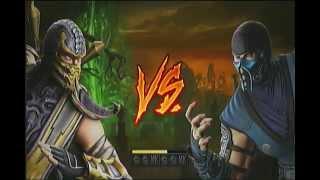 Mortal Kombat 9 - All Kombat Codes Input (Xbox 360 & PS3)