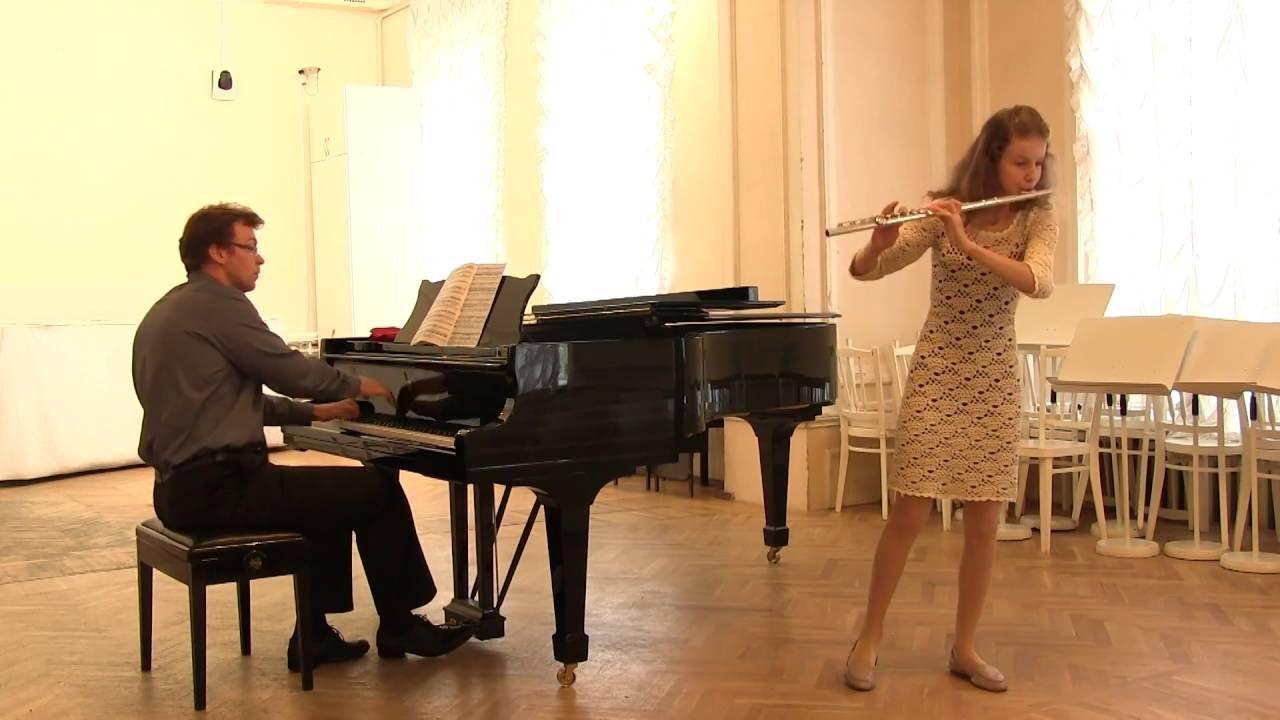 анна яновская флейта