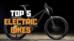 Best Electric Bike in 2019 - Top 5 Electric Bikes Review
