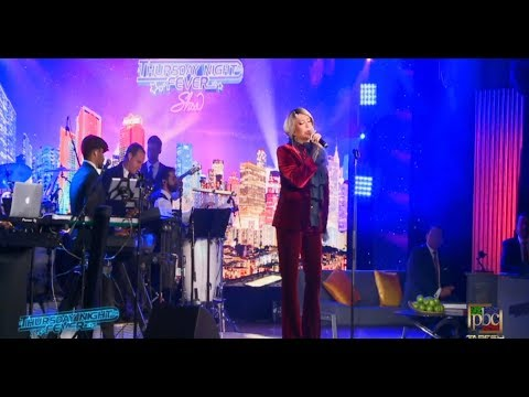 Shohreh - Special Live Performance at Thursday Night Fever Show!