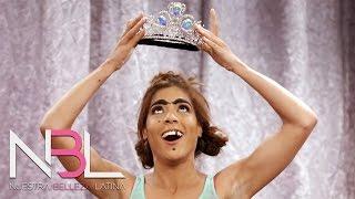¡Mela quiso robarse la corona de Nuestra Belleza Latina VIP! thumbnail