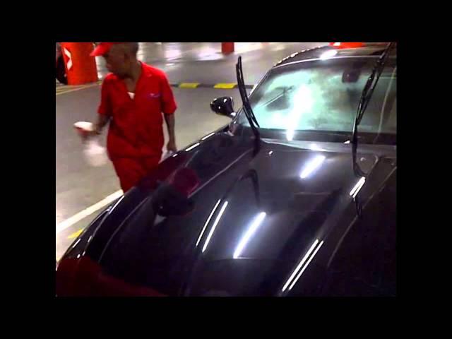 Durashine Technologies - DURAWASH - Commercial Waterless Car Wash .wmv