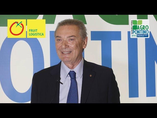 La Voce dei Protagonisti   Maurizio Manfrin Presidente CRA Agro Pontino