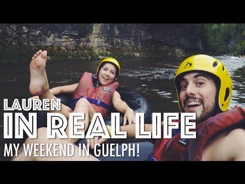 MY WEEKEND IN GUELPH | Lauren In Real Life