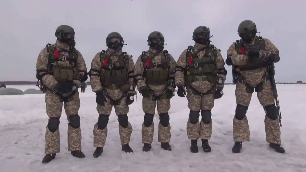 Special Operations Forces of the Russian Federation (MTR of the Armed Forces of Russia): History, Tasks, Armament 59
