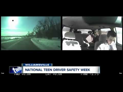 Safety tips during National Teen Driver Safety Month