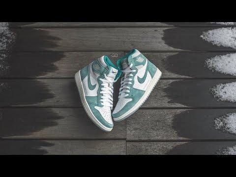 """Air Jordan 1 Retro High OG """"Turbo Green"""": Review & On-Feet"""