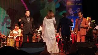 Koi mil Gaya live PadmaBhusan #UditNarayan & #AlkaYagnik Mumbai 22.02.2020 Video:Shabya Shachi Patra