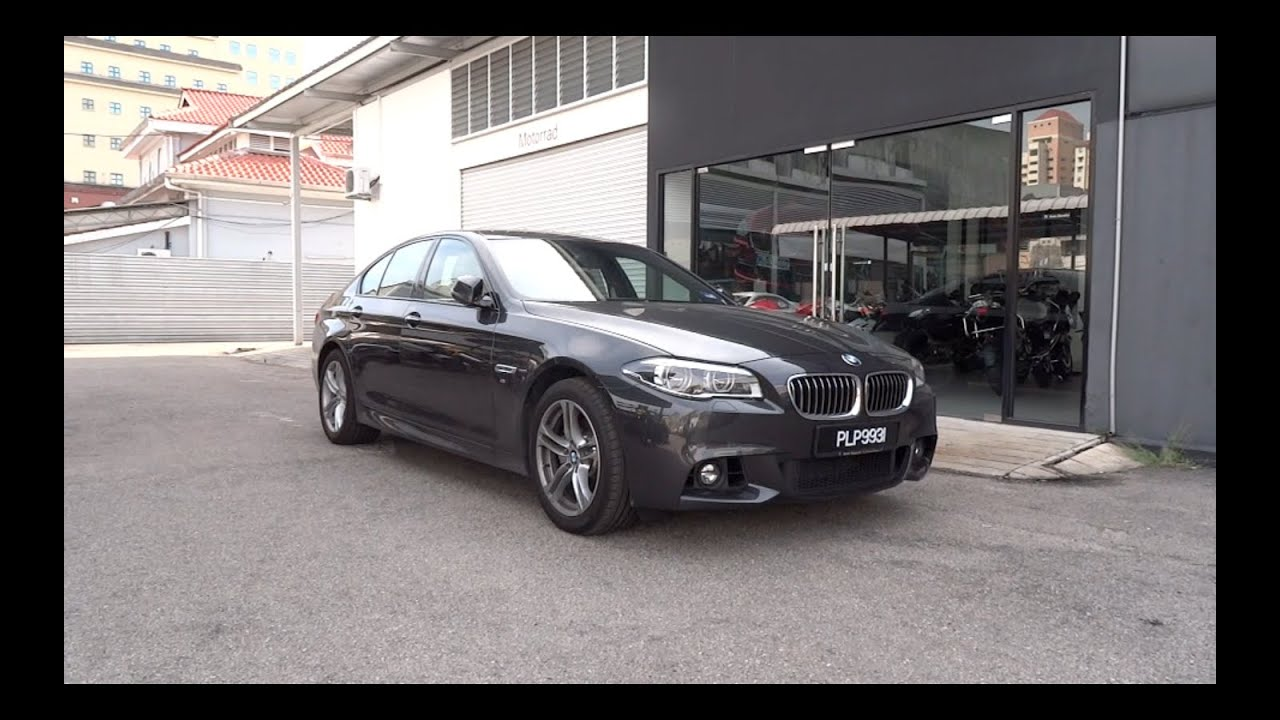 2014 BMW 528i M Sport StartUp and Full Vehicle Tour  YouTube