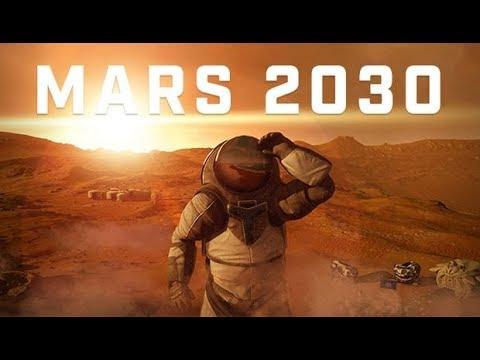 Mars 2030 ★ GAMEPLAY ★ GEFORCE 1070