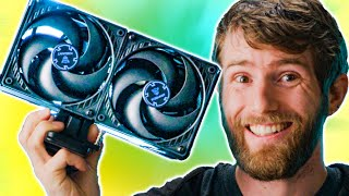 Water Cooling Performance for Half the Price