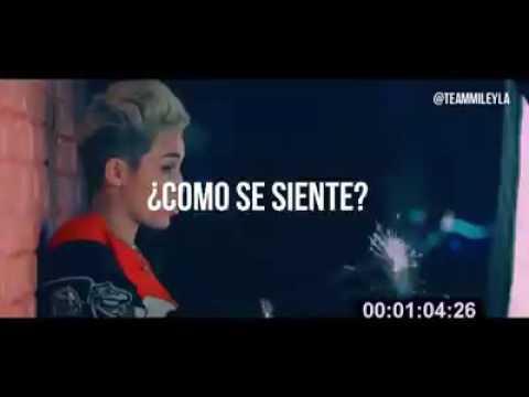 LOLA WOLF ft. Miley Cyrus -Teardrop (en español)
