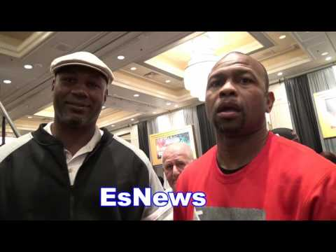 Thumbnail: Epic Roy Jones Jr & Lennox Lewis Go In On Conor McGregor Trying To Move Like RJJ EsNews Boxing