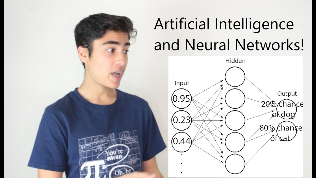 All About Artificial Intelligence and Neural Networks (Pt. 1)!