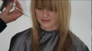Техника стрижки волос - профессиональная техника
