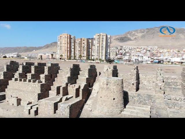 HISTORIAS DE MI CIUDAD - Ruinas de Huanchaca