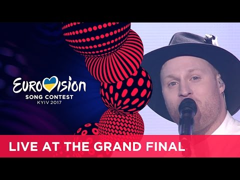 JOWST - Grab The Moment (Norway) LIVE at the Grand Final of the 2017 Eurovision Song Contest