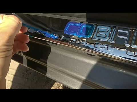 Хром накладки для Chevrolet Cobalt
