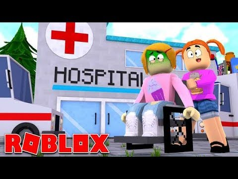 Going To Roblox Hospital With Molly And Daisy Youtube Roblox Roleplay Molly Goes To The Hospital Youtube