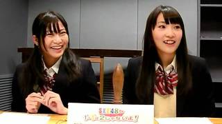 2010.12.16 向田茉夏 井口栞里.