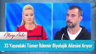 33 Yaşındaki Tümer İldemir biyolojik ailesini arıyor - Müge Anlı ile Tatlı Sert 21 Ekim 2019