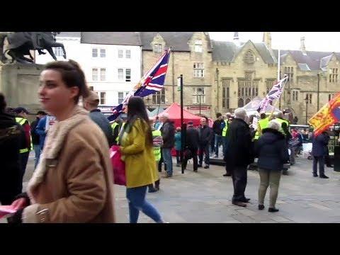 Durham Market Place And County Durham Anti-Racist Coalition
