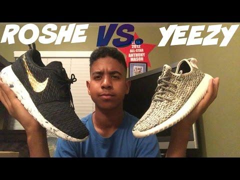 sneaker-comparison-nike-roshe-run-vs.-adidas-yeezy-boost-350
