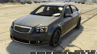 GTA 5 2014 Chevrolet Caprice Royale