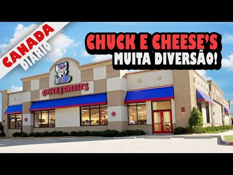 Chuck E. Cheese's - DIVERSÃO NO FIVE NIGHTS AT FREDDY'S DA VIDA REAL - FNAF