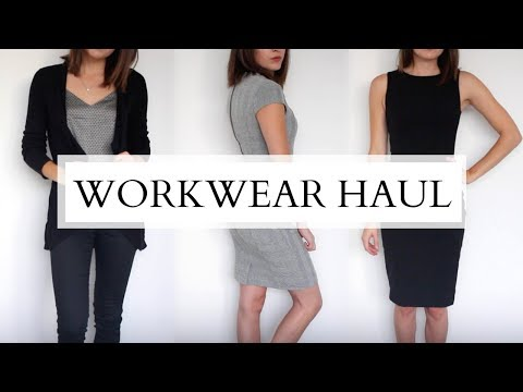 Women's Business Casual Try-On Haul
