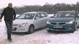 видео КИА Сид или Хендай i30 (KIA Ceed VS Hyundai i30)