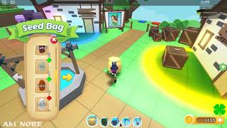 Roblox Flora Frenzy game #13 Expanded my farm to the maximum