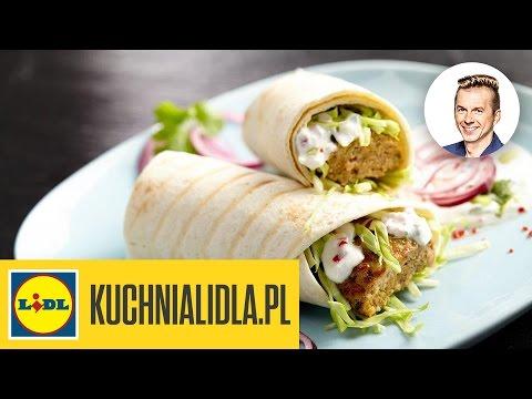 Najlepszy Pikantny Kebab Z Sosem Jogurtowym Karol Okrasa Przepisy Kuchni Lidla
