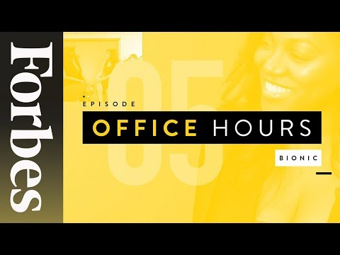 How To Manage Ambition, Ask For Help & More At Bionic | Office Hours | Forbes