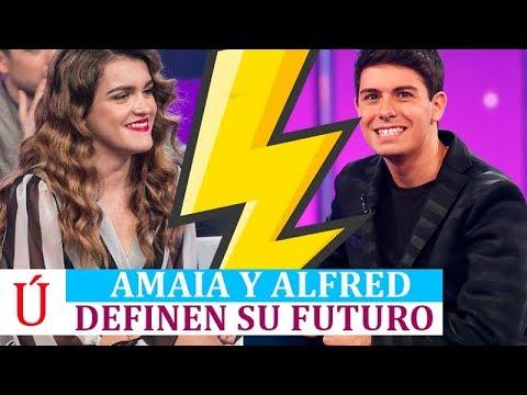 Amaia y Alfred dejan claro su futuro tras Eurovision 2018 y tras Operación Triunfo 2017