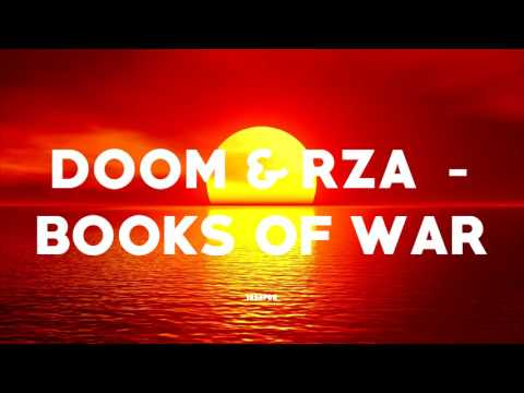 DOOM & RZA  Books Of War 10 minute Instrumental