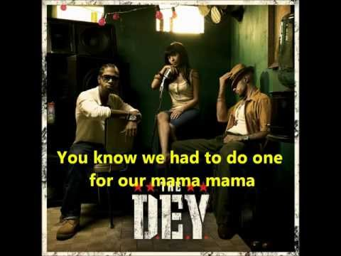 The Dey - She Said (with onscreen lyrics)