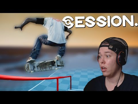Session - MY HARDEST TRICK YET