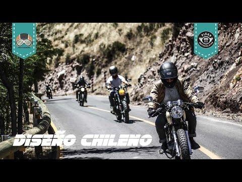Motocicletas Piñon Diseño Chileno