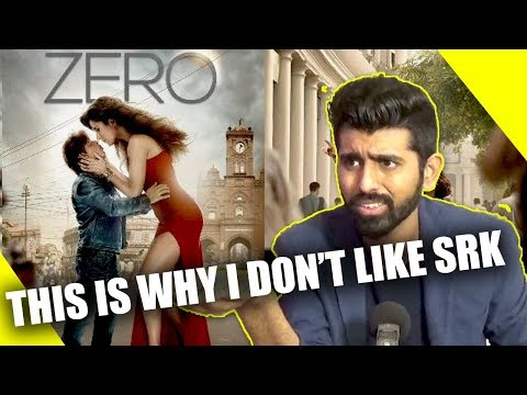 Mensutra Rants About Zero Trailer: This Is Why I Don't Like Shahrukh Khan