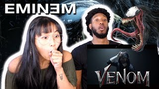 EMINEM - VENOM | MUSIC VIDEO REACTION
