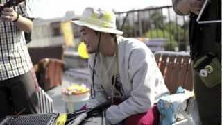 SHAKALABBITSの1st miniAlbum「BRACKISH」に収録されている 「jammin'」...