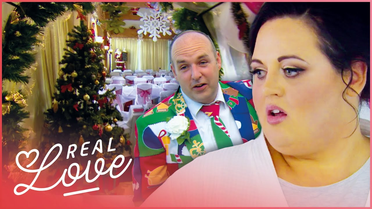 A Christmas Themed Wedding... In AUGUST | Don't Tell The Bride S8E1| Real Love