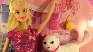 Barbie Potty Training Blissa Pet Cat Barbie Doll Toys