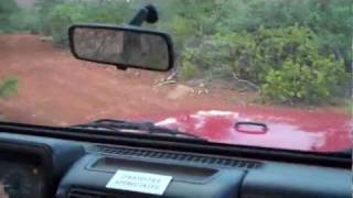 Gsp Getting Angry During Off-roading In Sedona (just His Voice)