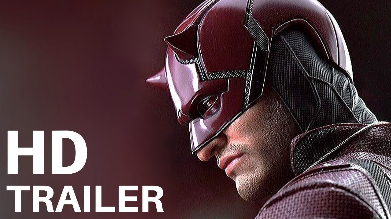 Daredevil Season 4 Trailer Tribute Hd Youtube