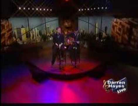 Interview with Darren Hayes
